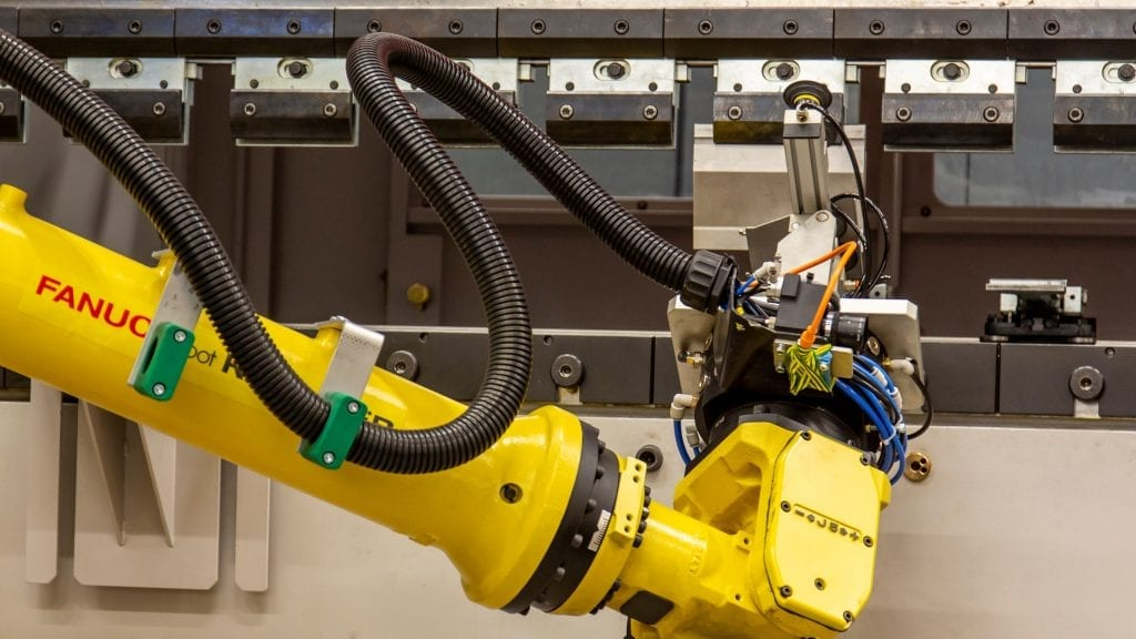 High volume manufacturing for increased CNC machine tool productivity