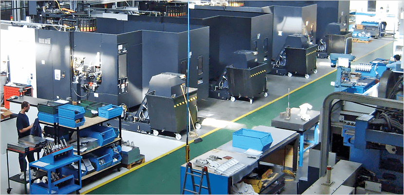 Increase manufacturing productivity with factory automation