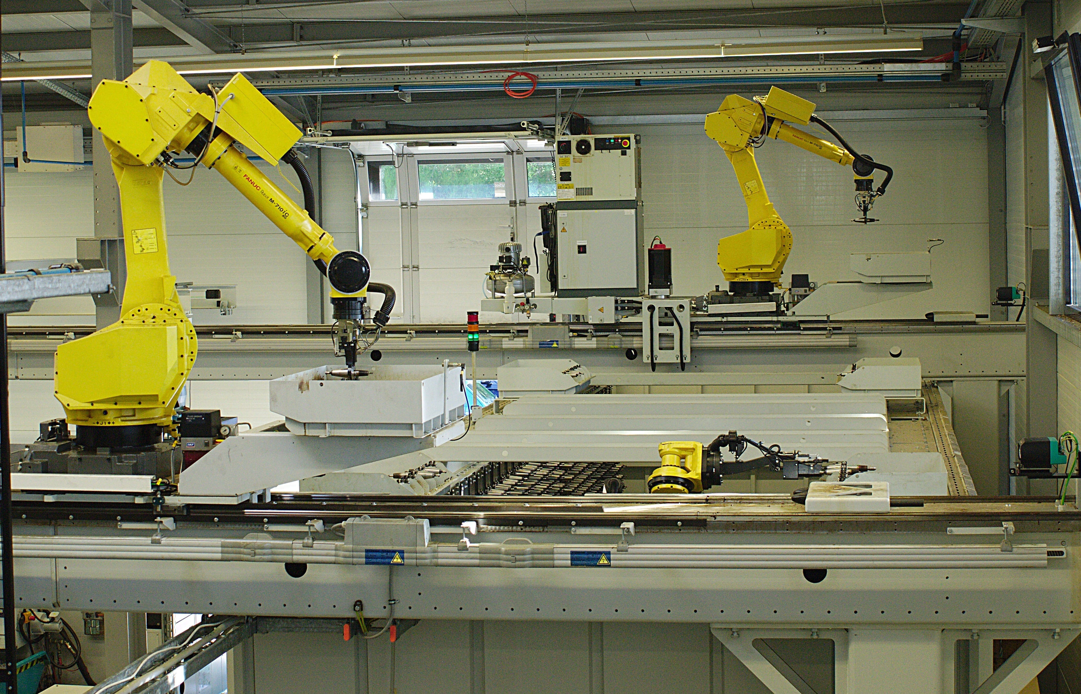 Automated tool management for increased machine utilization and productivity
