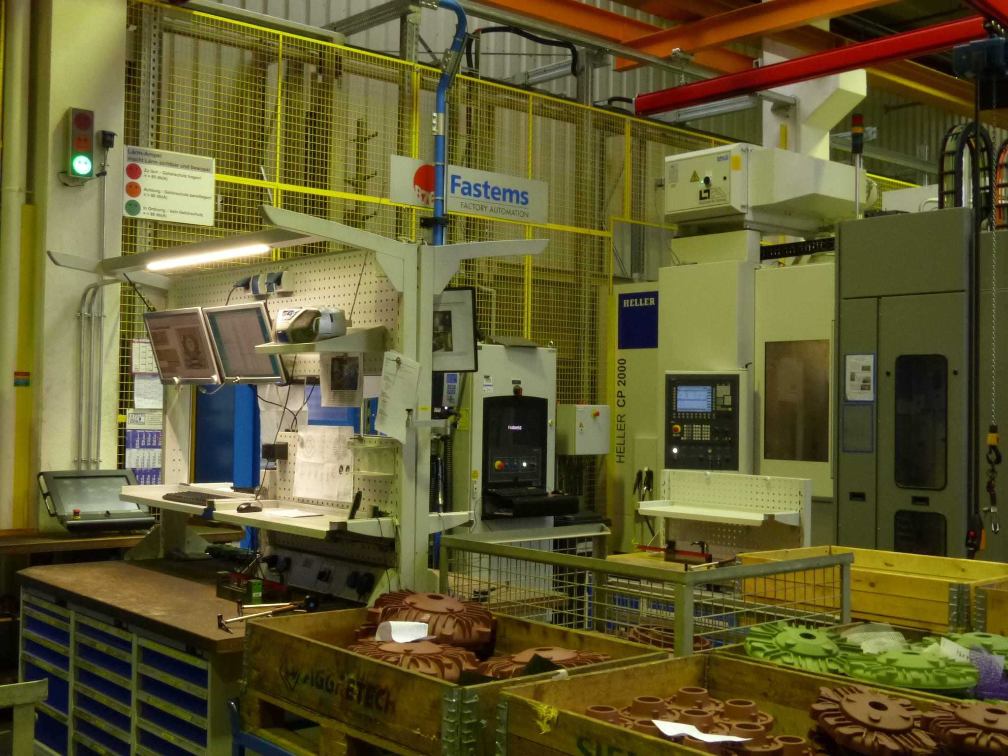 Fastems and Siemens Ruhstorf - Automation with impressive