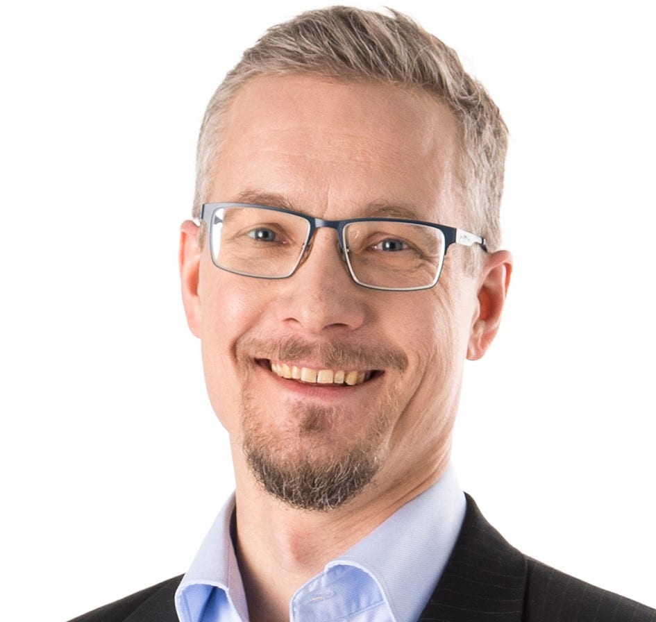 Tomi Kankainen, Fastems Chief Digital Officer