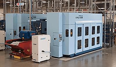 Integrates Matsuura CNC machine tools