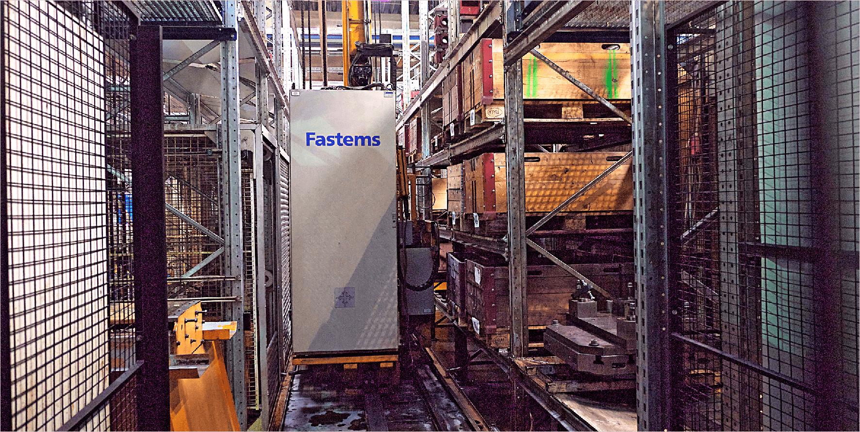 FMS at Watt Drive Antriebstechnik