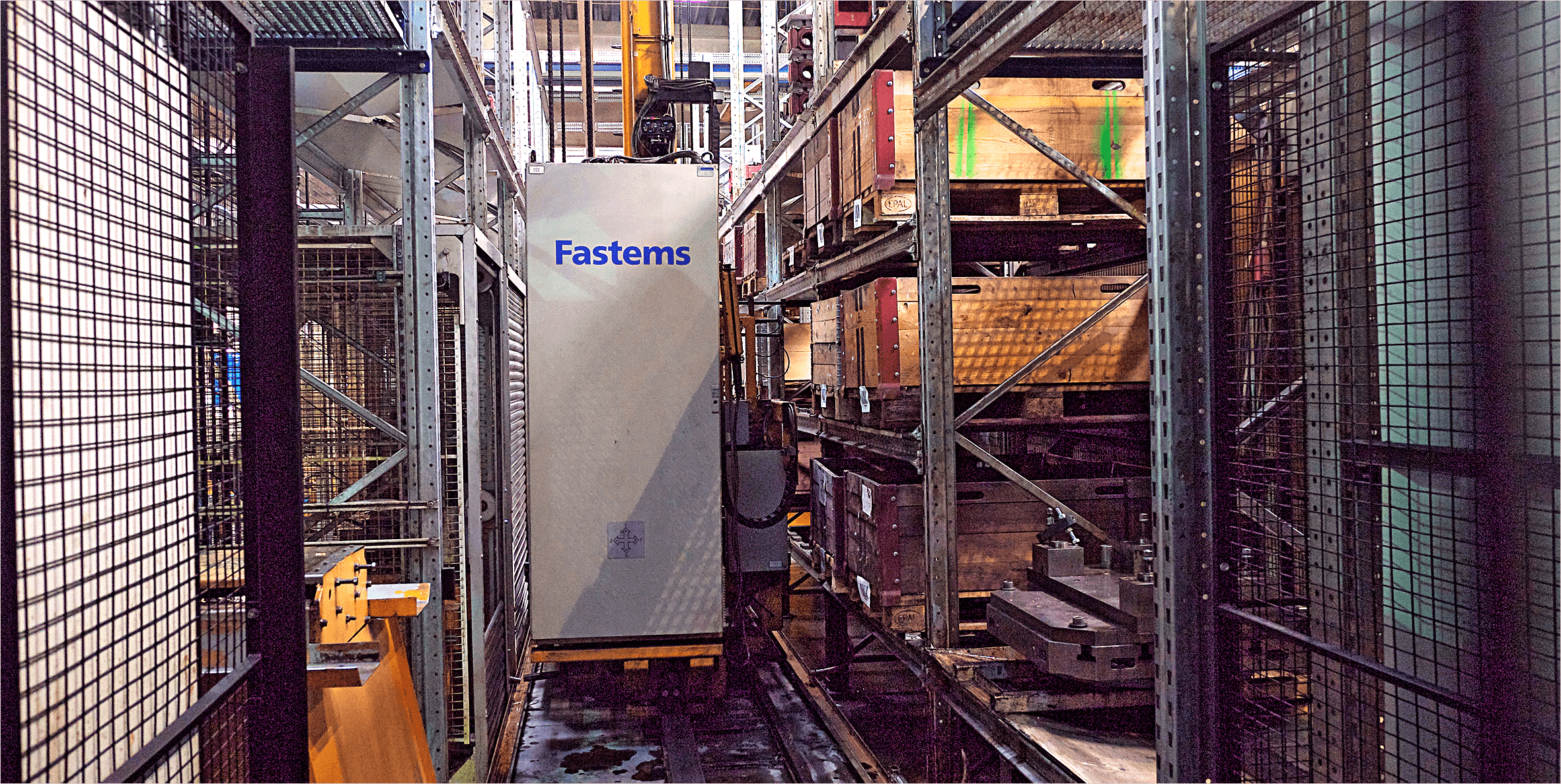 Flexible Manufacturing System for pallet automation and increased productivity
