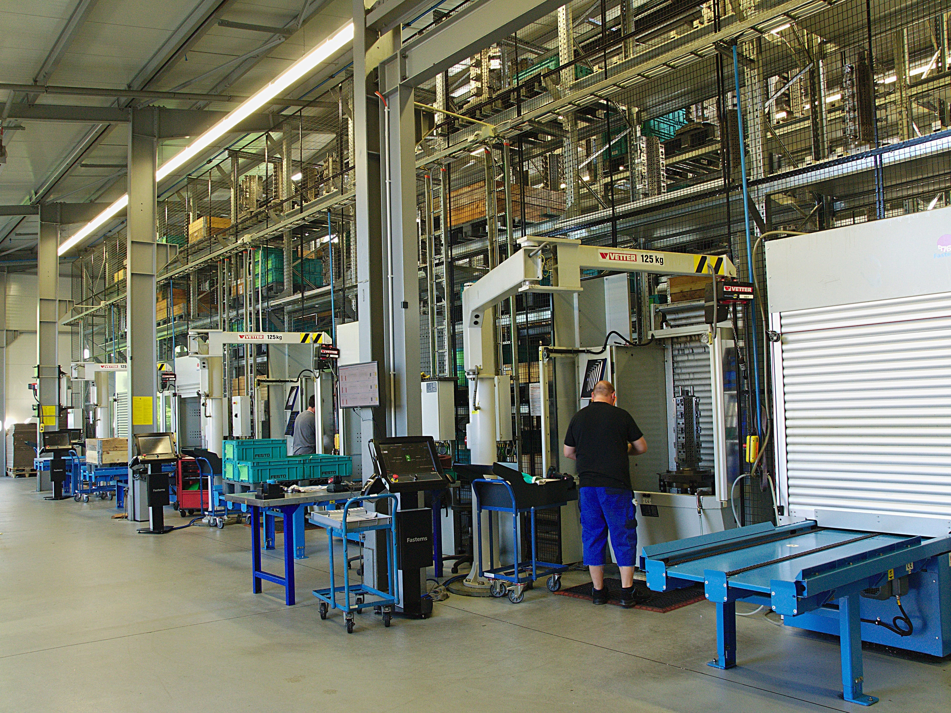 Factory automation success story