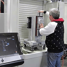 Fastems FMS offers excellent ergonomics and safe working environment