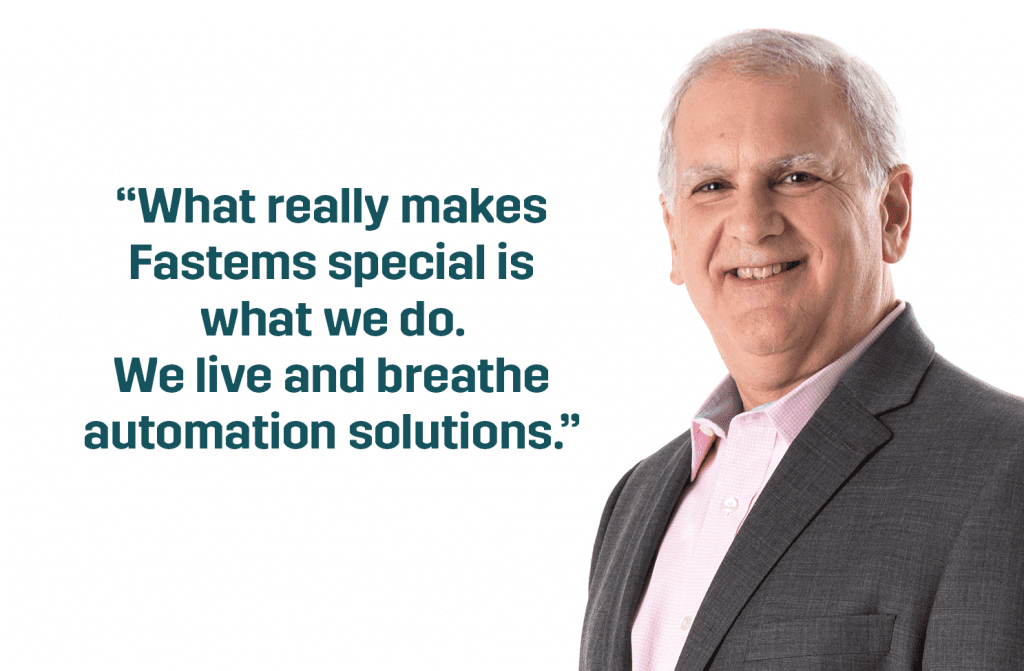 What really makes Fastems special is what we do. We live and breathe advanced automation solutions
