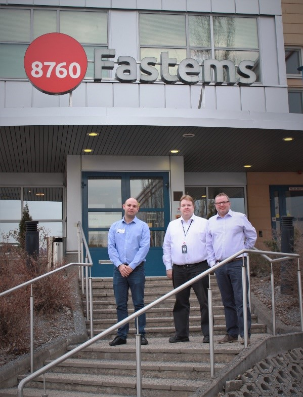 Bromford Industrties and NCMT visiting Fastems