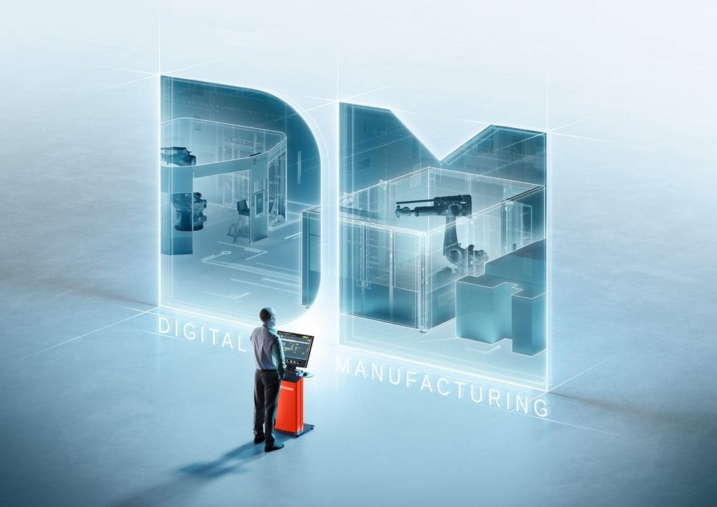 fastems digital manufacturing