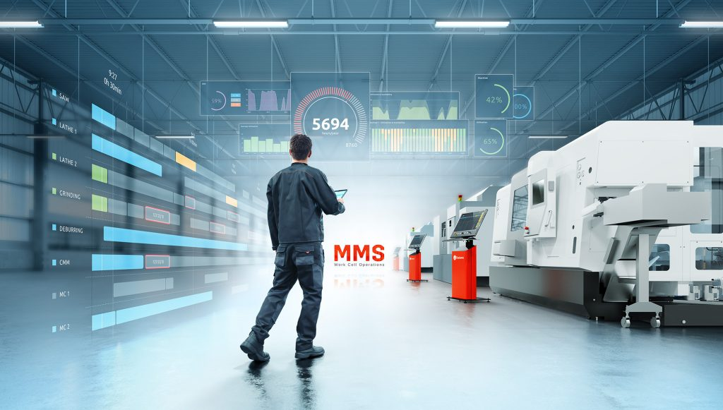 Manufacturing Management Software - Work Cell Operations