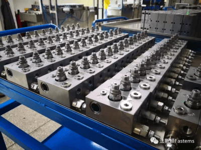 Integrated valve blocks and threaded plug-in valves in Sant Hydraulic Technology (Shenzhen)Co., Ltd.