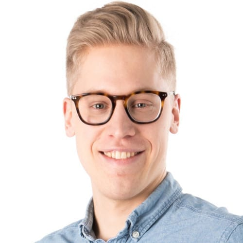 Mikko Tuomaala, Marketing Director