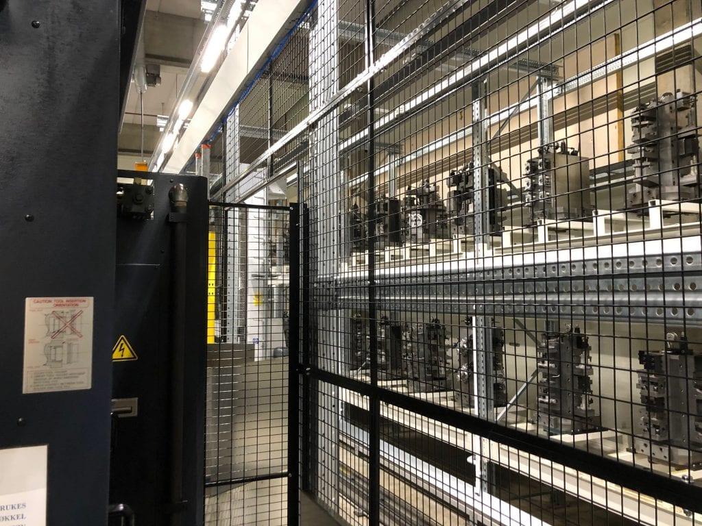 Kongsberg automotive - Flexible manufacturing system - automation