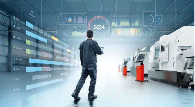 Operator and stand alone machine tools