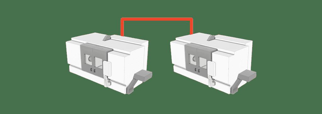 integrated machine tools