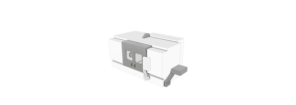 machine tool model