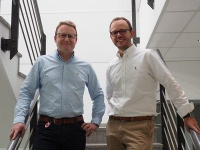 Stefan BecStefan Becker and Heikki Hallila join in dual leadership of Fastems Systems GmbH