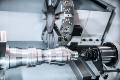 A Modern CNC lathe can perform milling and turning operations