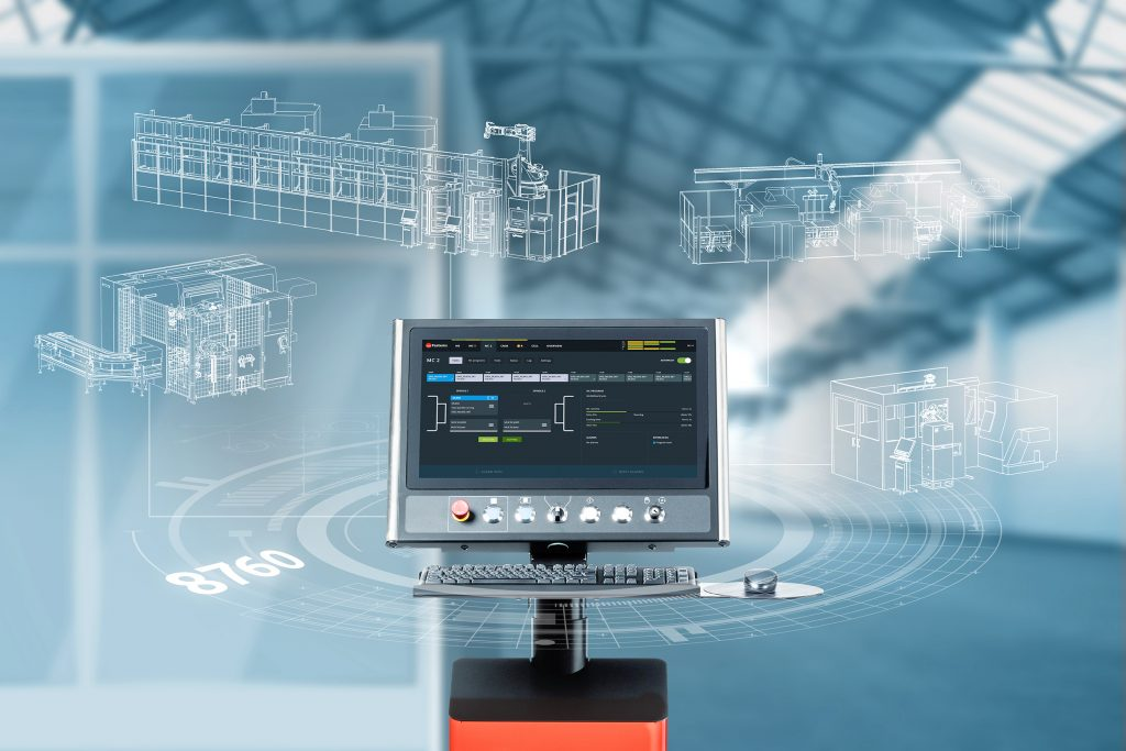 Fastems Manufacturing Management Software MMS